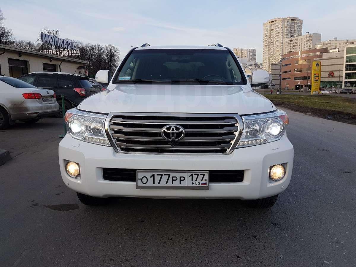Купить ленд крузер 100 с пробегом в москве частные объявления дать бесплатно объявление в томске на продажу машины
