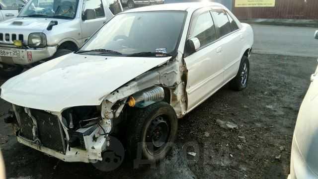 Mazda Familia, 2000 год, 90 000 руб.