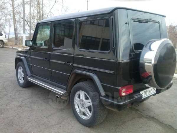 Mercedes-Benz G-Class, 2001 год, 1 100 000 руб.