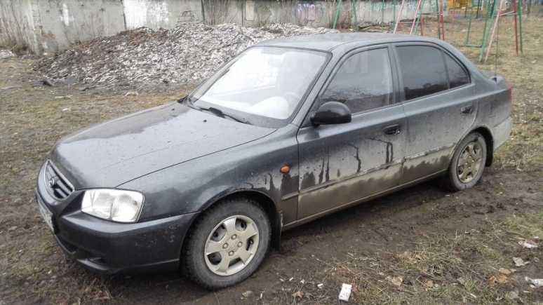 Hyundai Accent, 2011 год, 270 000 руб.