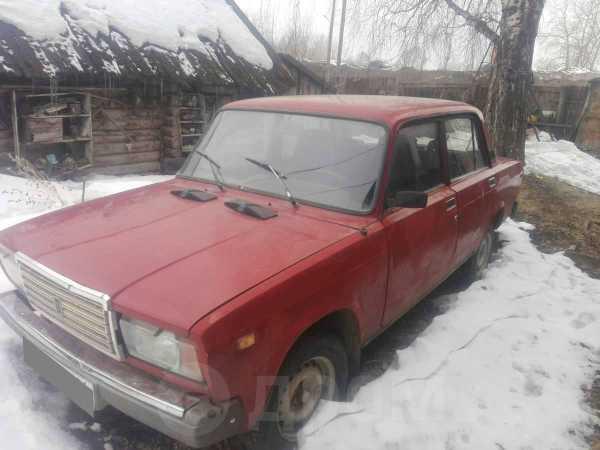 Лада 2107, 1993 год, 19 999 руб.
