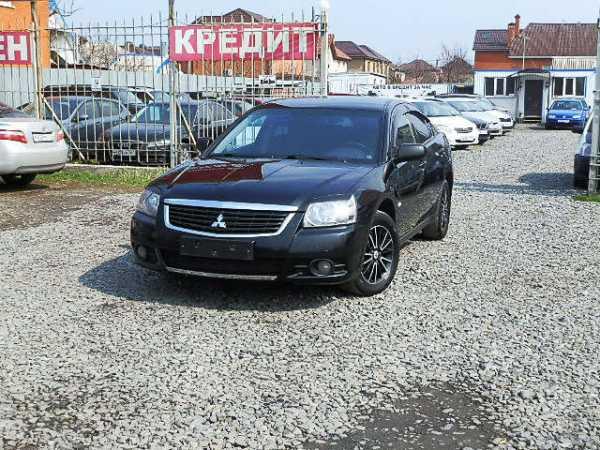 Mitsubishi Galant, 2008 год, 449 000 руб.