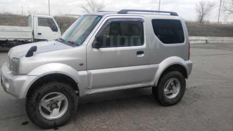 Suzuki Jimny Wide, 1999 год, 290 000 руб.