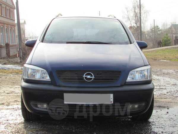 Opel Zafira, 2000 год, 200 000 руб.