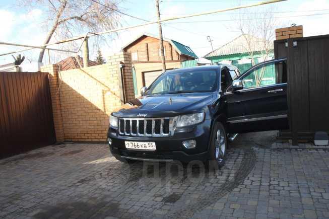 Jeep Grand Cherokee, 2012 год, 1 100 000 руб.