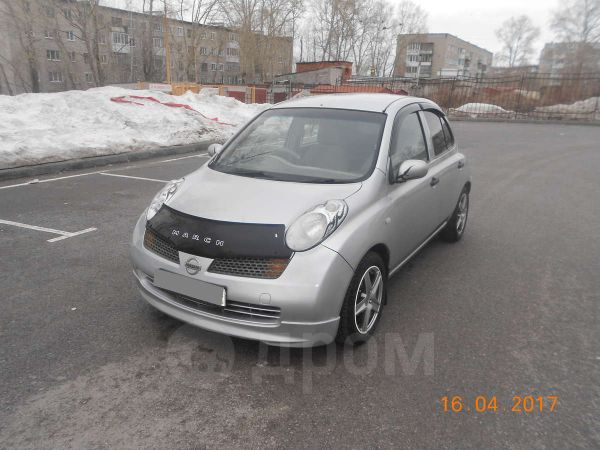 Nissan March, 2003 год, 182 000 руб.