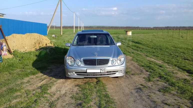 Mercedes-Benz E-Class, 2004 год, 430 000 руб.