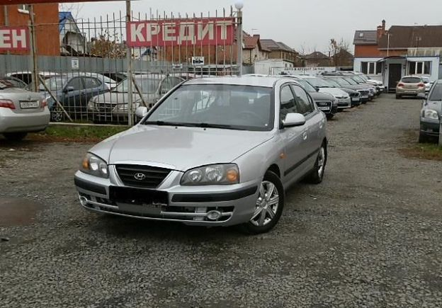 Hyundai Elantra, 2009 год, 295 000 руб.