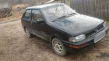 Дальнегорск Субару Джасти 1991