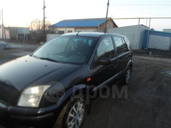 Ford Fusion, 2005 год, 275 000 руб.