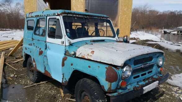 продажа уаз-469 в камчатском крае специалист