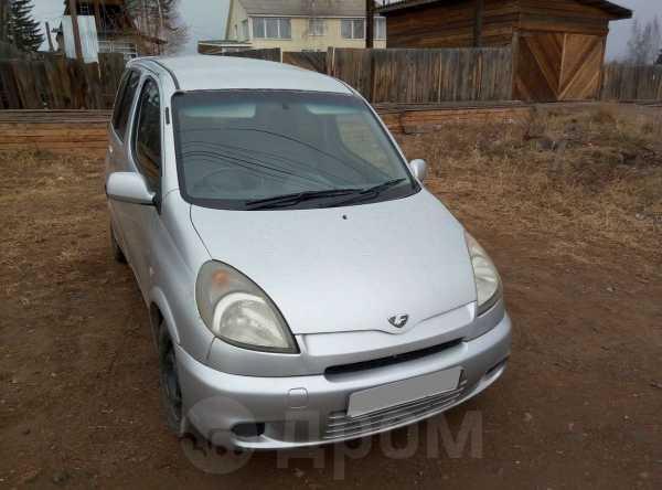 Toyota Funcargo, 2000 год, 195 000 руб.
