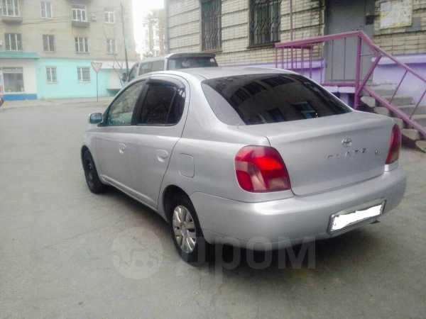 Toyota Platz, 2001 год, 200 000 руб.