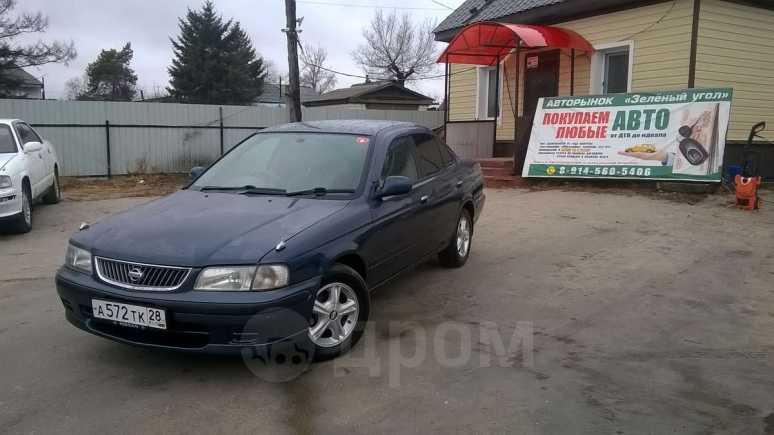 Nissan Sunny, 1999 год, 187 000 руб.