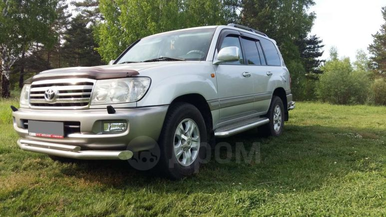 Toyota Land Cruiser, 2006 год, 1 350 000 руб.