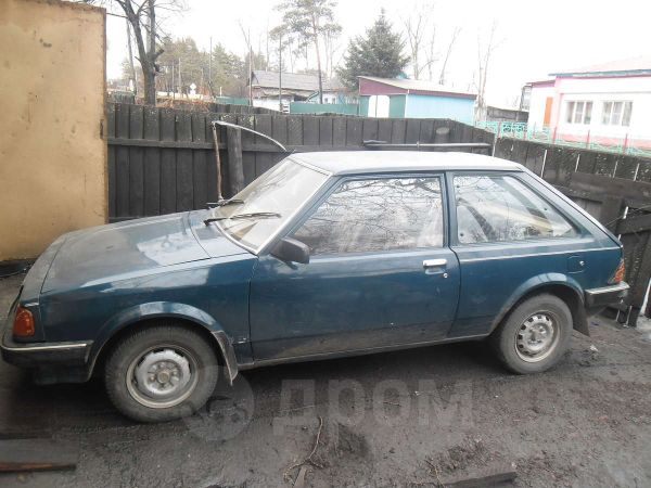 Ford Laser, 1984 год, 55 000 руб.
