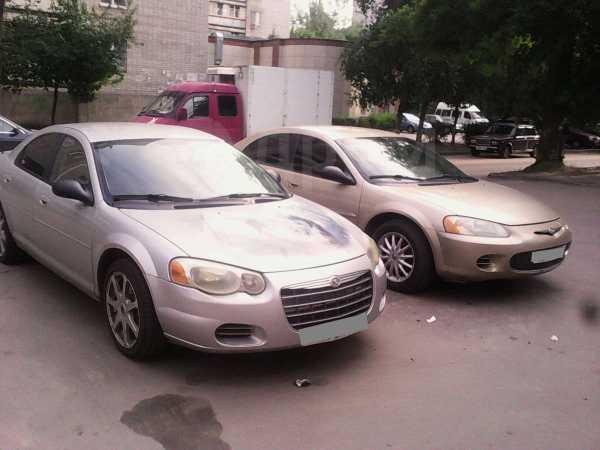 Chrysler Sebring, 2004 год, 250 000 руб.