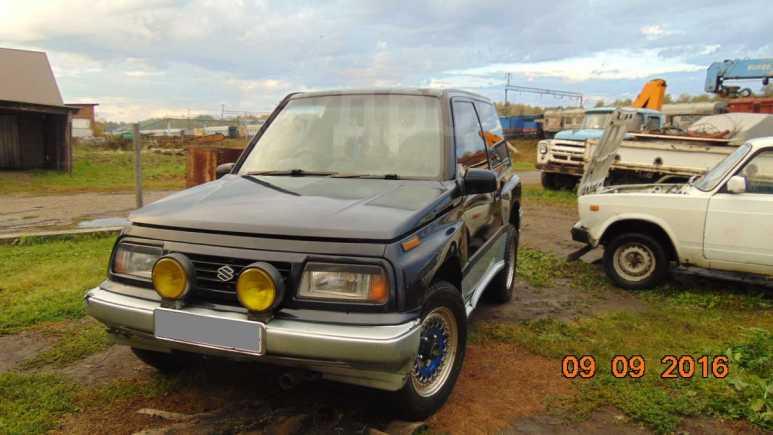 Suzuki Escudo, 1993 год, 165 000 руб.