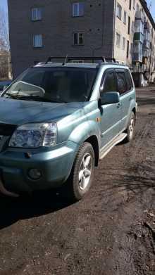 Куйбышев X-Trail 2003