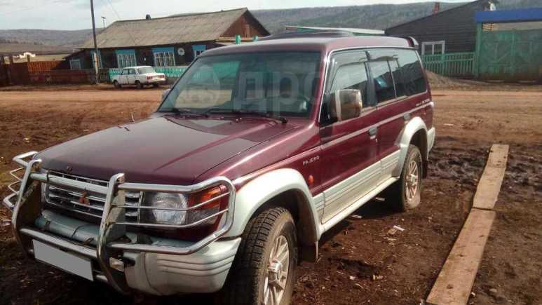 Mitsubishi Pajero, 1995 год, 230 000 руб.