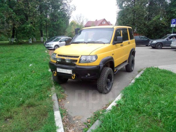 УАЗ Патриот, 2008 год, 380 000 руб.