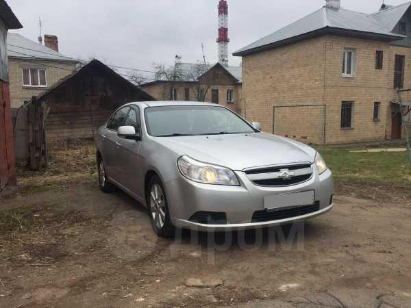 Chevrolet Epica, 2010 год, 409 000 руб.