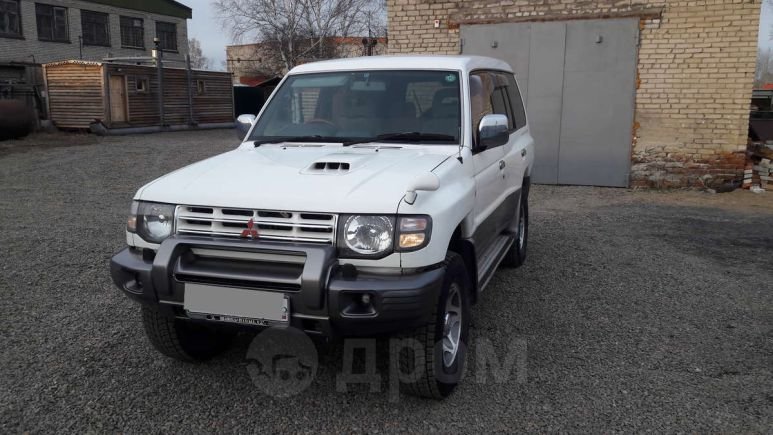 Mitsubishi Pajero, 1997 год, 570 000 руб.