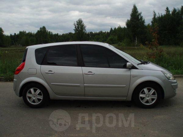 Renault Scenic, 2008 год, 340 000 руб.