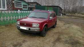 Красноярск Ниссан Рашин 2000