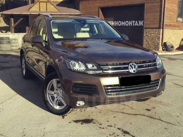 Volkswagen Touareg, 2013 год, 2 000 000 руб.