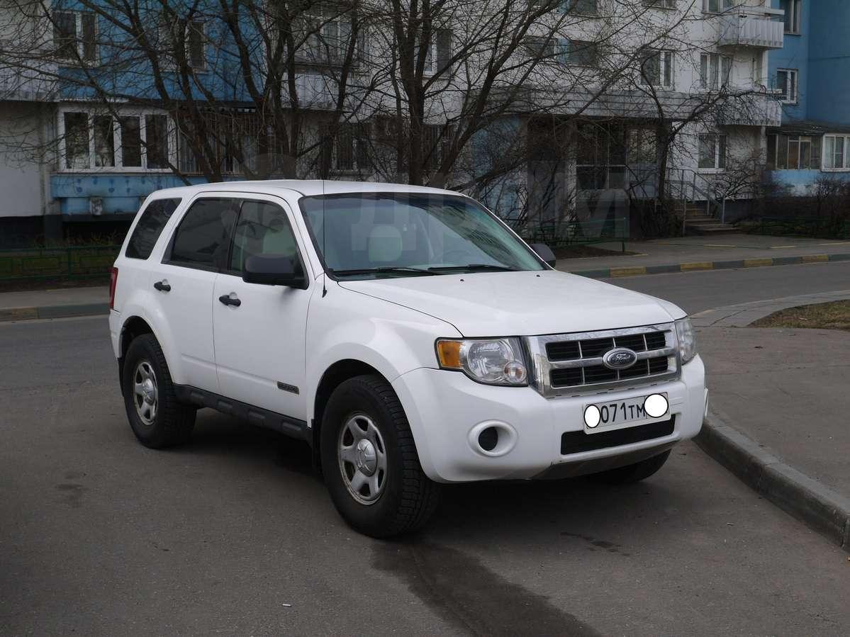 Купить форд эскейп 2 с пробегом в москве частные объявления солюшен групп продажа бизнеса