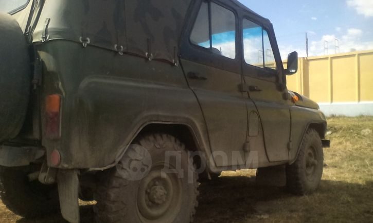 УАЗ 469, 1989 год, 111 000 руб.