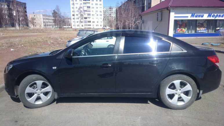 Chevrolet Cruze, 2010 год, 470 000 руб.