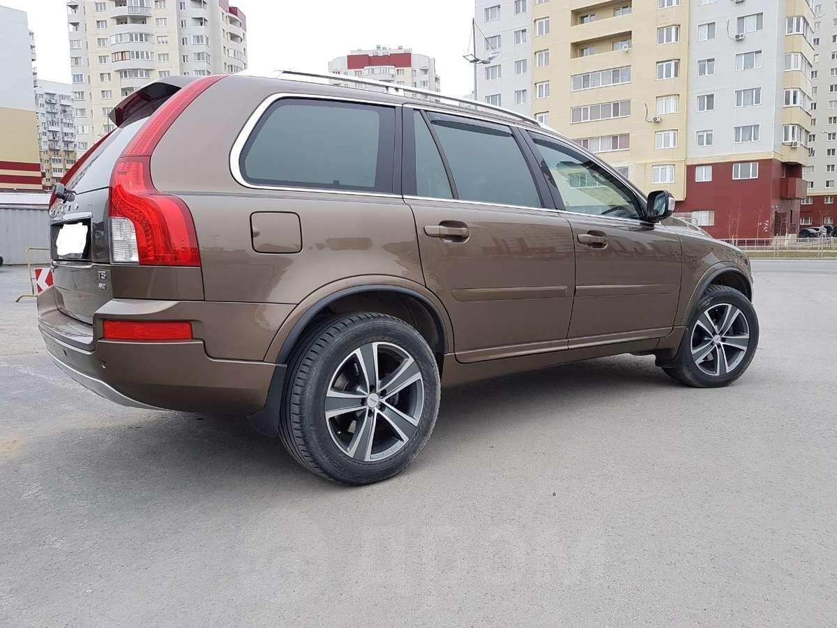 volvo xc90 в тюмени