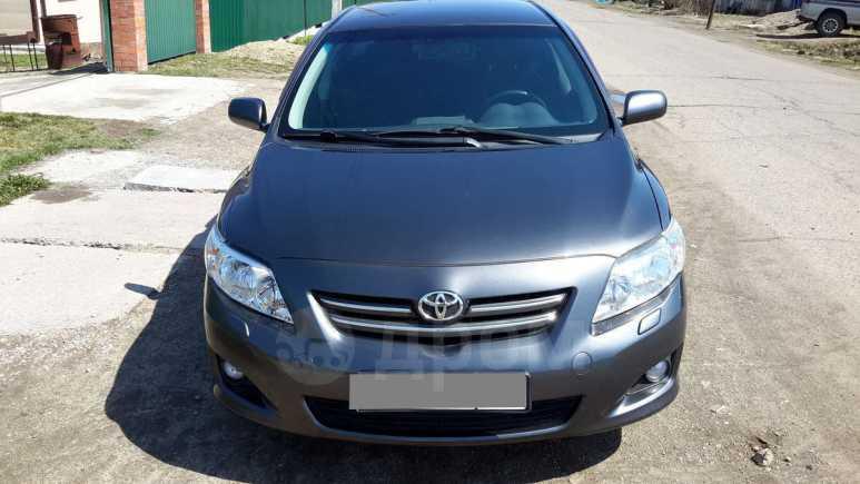 Toyota Corolla, 2008 год, 515 000 руб.
