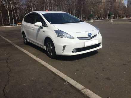 Продажа Toyota Prius (Тойота Приус) в Краснодарском крае