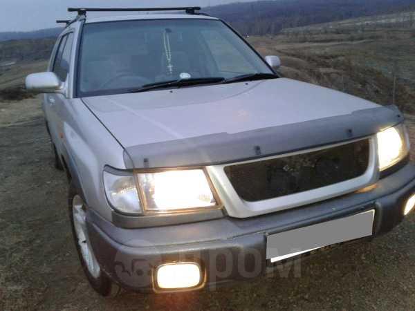 Subaru Forester, 1999 год, 420 000 руб.