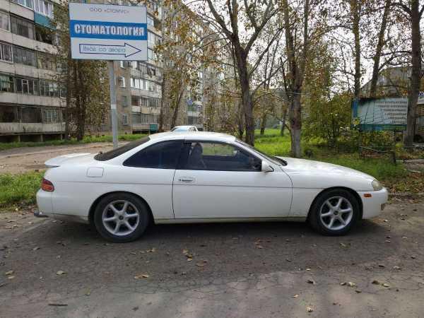 Toyota Soarer, 1996 год, 320 000 руб.