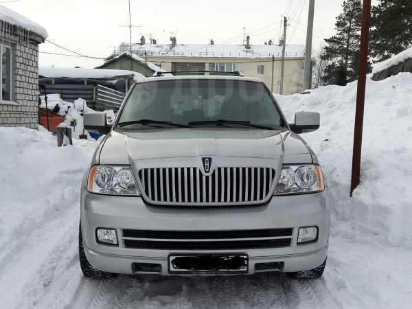 Lincoln Navigator, 2005 год, 828 000 руб.