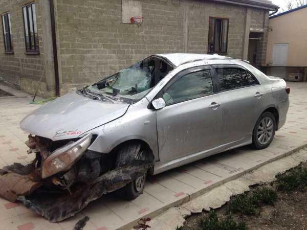 Toyota Corolla, 2007 год, 130 000 руб.