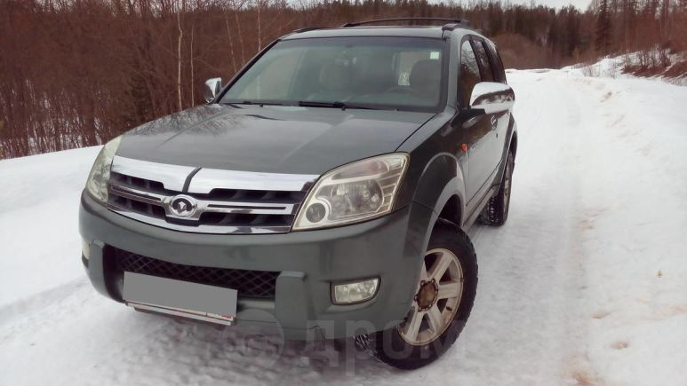 Great Wall Hover H3, 2008 год, 440 000 руб.