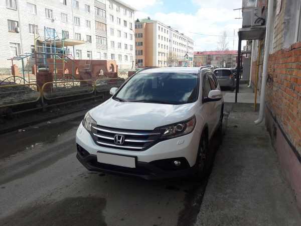 Honda CR-V, 2014 год, 1 370 000 руб.