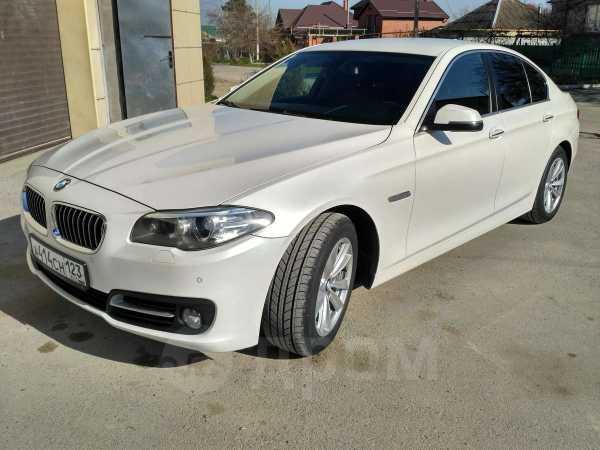 BMW 5-Series, 2014 год, 1 580 000 руб.