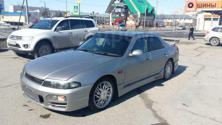 Nissan Skyline, 1998 год, 199 999 руб.