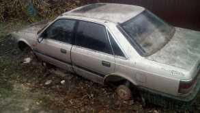 Новосибирск Мазда 626 1991