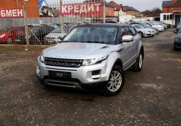 Land Rover Range Rover Evoque, 2013 год, 1 760 000 руб.