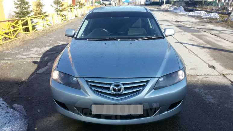 Mazda Atenza, 2002 год, 200 000 руб.