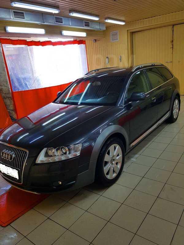 Audi A6 allroad quattro, 2010 год, 600 000 руб.