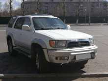 Кызыл Фораннер 2000