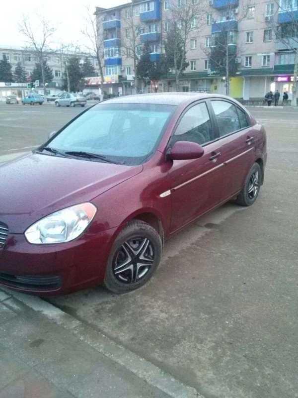 Hyundai Verna, 2006 год, 275 000 руб.